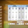 Прогноз погоды и курсы валют на экране панели AMX